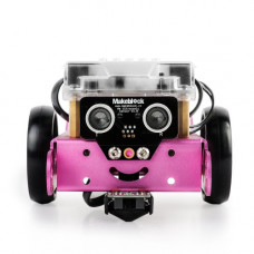 mBot V1.1 藍芽版本 粉紅色 (含鋰電池)