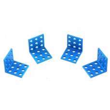 Bracket 3 x 3 - Blue (4-Pack)
