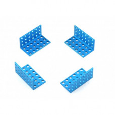 Bracket 3x6-Blue (4-Pack)