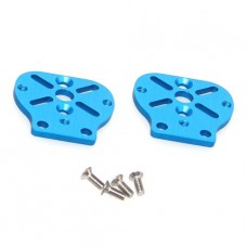 DC Motor-25 Bracket B-Blue(Pair)