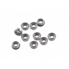 Flange Bearing 4 x 8 x 3mm (10-Pack)