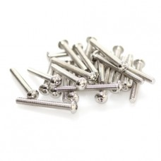Socket Cap Screw M4x35-Button Head (25-Pack)