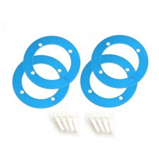 Timing Pulley Slice 90T-B-Blue(4-Pack)