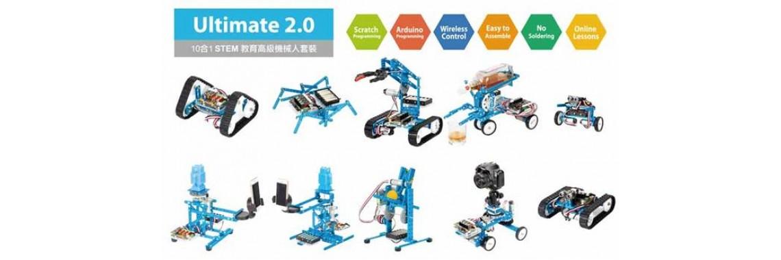 終極版百變教育機器人V2.0