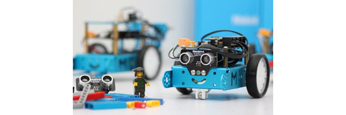 mbot 程式教育機器人